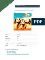 AB Three & Wayang - MP3 Full Album.docx
