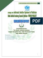 Report Informal Justice System in Pakistan.pdf