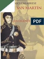 José de San Martín ¿Un agente inglés? - Antonio Calabrese
