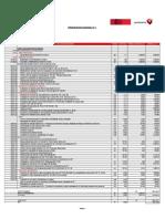 Presupuesto Adicional N° 1 - REV 1 - Ok presentado Nov 2018 Conexiones domiciliarias en la Planicie Etapa 2