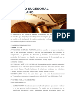 Derecho Sucesoral Venezolano