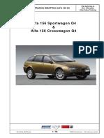 Traccia Alfa 156 Q4