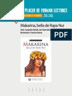 Makarina, Bella de Rapa Nui