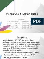 Standar Audit (Sektor) Publik