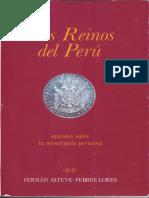 Los Reinos Del Perú. Apuntes Sobre La Monarquía Peruana - Fernán Altuve-Febres Lores