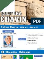 Cultura Chavin - Paracas