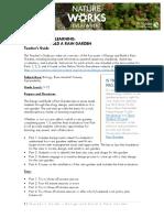 Design and Build a Rain Garden Teachers Guide v3!5!11 2018