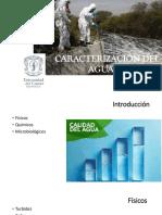 Calidad de Agua -Clase 3-4