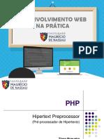 Aula de PHP Básico