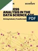 BA in Data Science