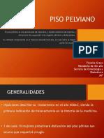 Clase Prolapso - Fio