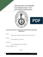 Evaluación de Riesgos y Peligros en LOU