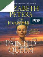 The Painted Queen - Elizabeth Peters ES