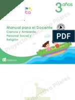 CIENCIA Y AMBIENTE, PERSONAL SOCIAL Y RELIGIÓN - 3 AÑOS (VERSIÓN PARA EL DOCENTE).pdf