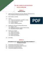 Programa de Completacion de Pozos Petroleos