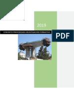 Comparaciones de Concreto Presforzado (Perú y Colombia)