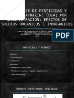 Desmontaje de Pesticidas y Desethylatrazine (Dea) (1)