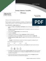 Trinity292(Science)