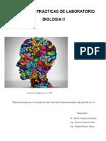 Manual Lab. Biología II