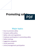 Safety Policy Ppt