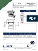 BSS-100 Specification Sheet