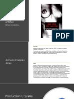 Los Ojos del Antifaz- Adriano Corrales