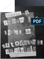 Historias y cositas del taller de autodefensa feminista