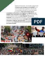 Notas actualidad latinoamerica
