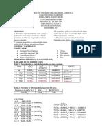 Laboratorio de Fisica- 2da Ley de Newton