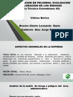 diapositivas  SGSST