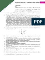 2.1 Aminoácidos Peptídeos e Proteínas - Exercícios