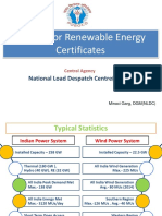 Renewable Energy Certificates - Ms. Minaxi Garg