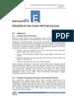 Bagian e - Pendekatan & Metodologi