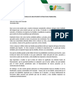 Articulo La Importancia de Una Eficiente Gestion Financiera