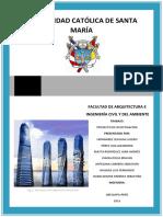 INFORME- ESTRUCTURAS-Ingenieria Civil y Sociedad
