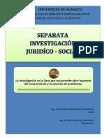 Separata de taller de investigación. Aspectos generales.pdf