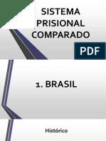 Sistema Prisional Comparado