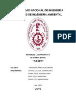 Informe Lab 05 Química I