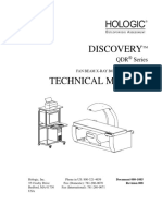 Discovery (QDR Series) Beam X-Ray Bone Densittometer Technical Manual.pdf