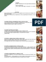 14 Estaciones 7 Palabras via Crucis