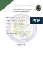 Analisis de El Articulo 20 Del Codigo Penal Peruano