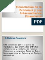 La Financiación de La Economía y Los Intermediarios