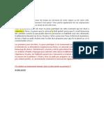 DELF A2 produccion escrita desarrollada 1