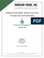 CPI Steam Heated Boiler