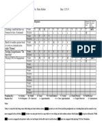 3e data collection form document