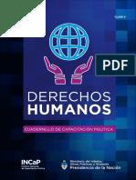 Derechos Humanos CLASE3