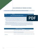 Perfil Competencia Supervisor de Terreno en Faenas de Perforacion