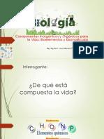 DIAPOSITIVAS CREATIVAS DE BIOLOGIA