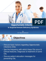 oportunistic infection