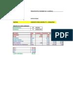 Analisi de Costos Unitarios - Clase